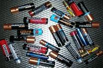 Regular Batteries