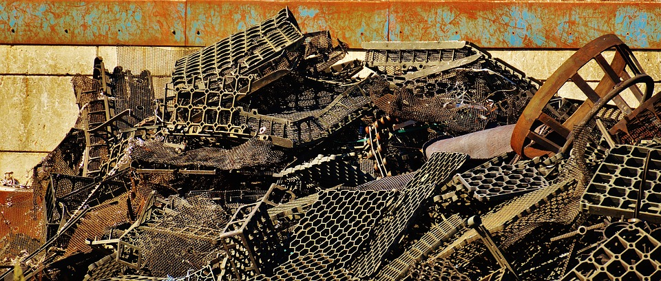 Where to Put Scrap Metal in Toronto