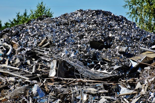 scrap metal in scarborough