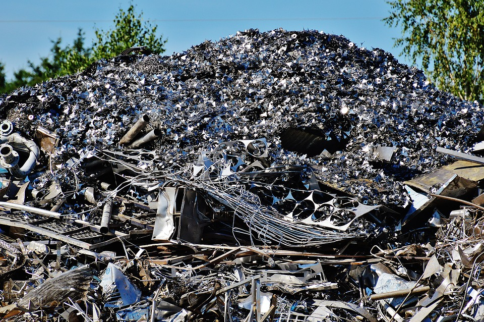 Which Types of Scrap Metal in Scarborough Can be Recycled?