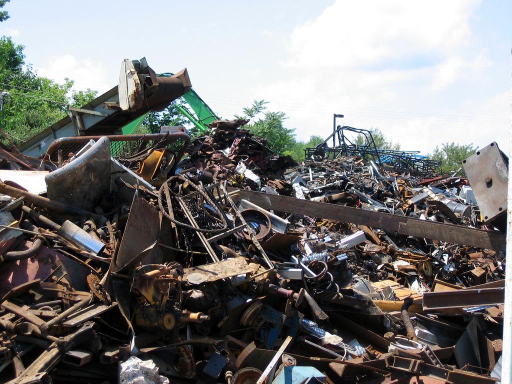 scrap metal toronto manville recycling