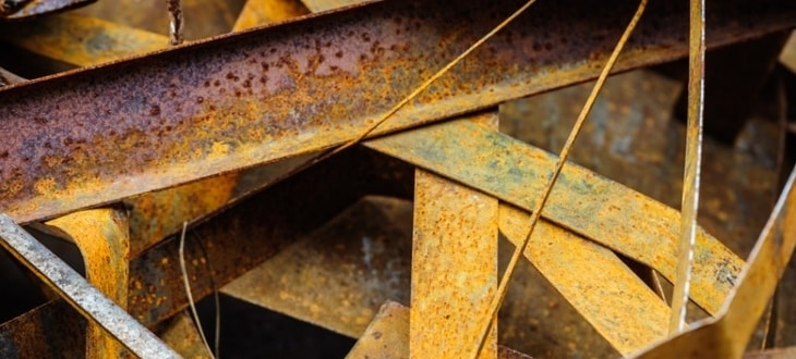 Can You Recycle Rusted Metals?