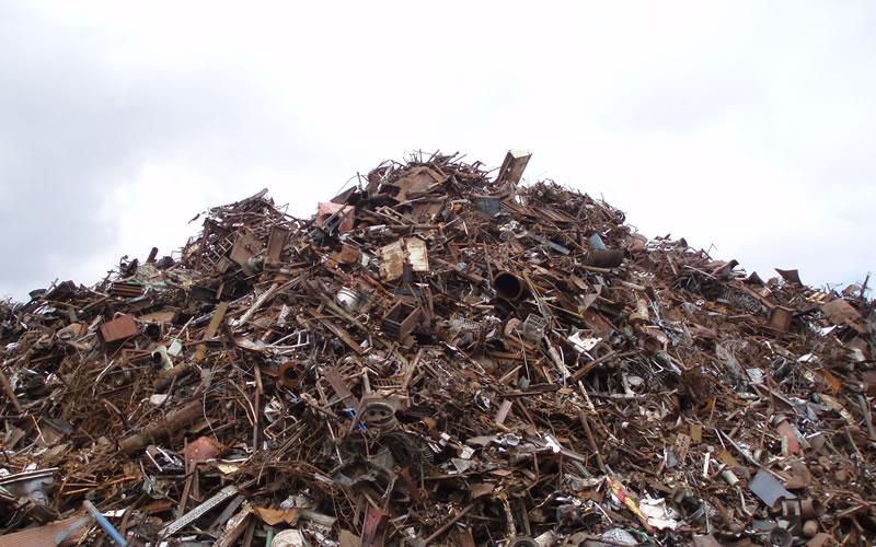 The 5 Key Benefits of Metal Recycling