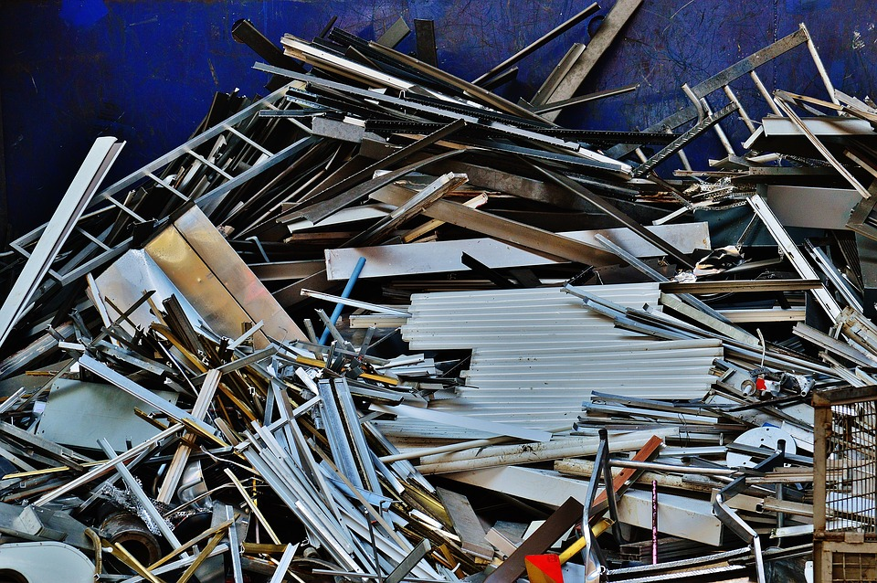 Scrap Metal Recycling in Toronto