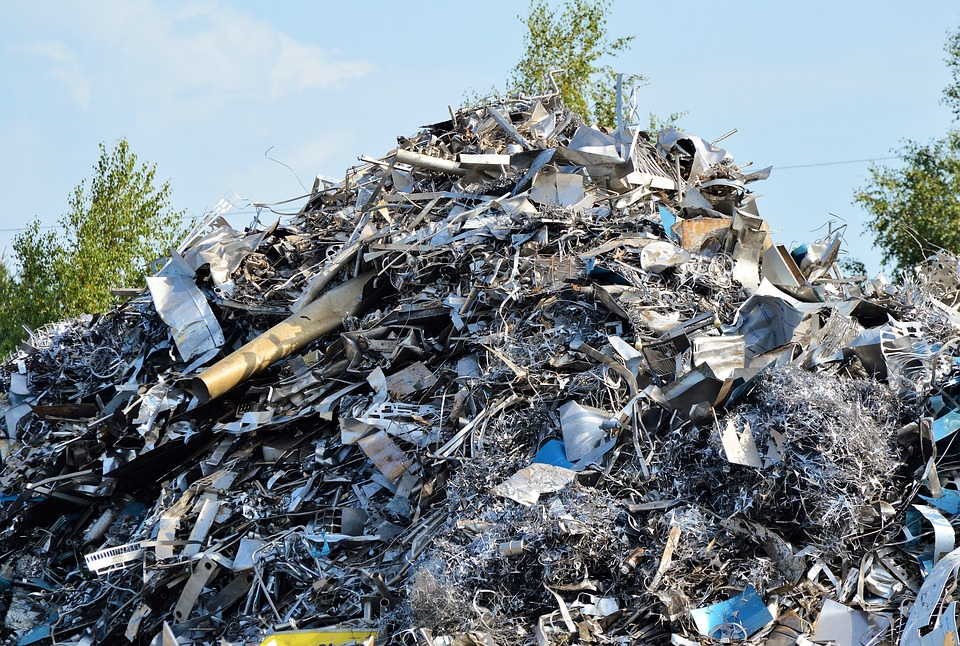 We Will Collect Your Scrap Metal in Toronto
