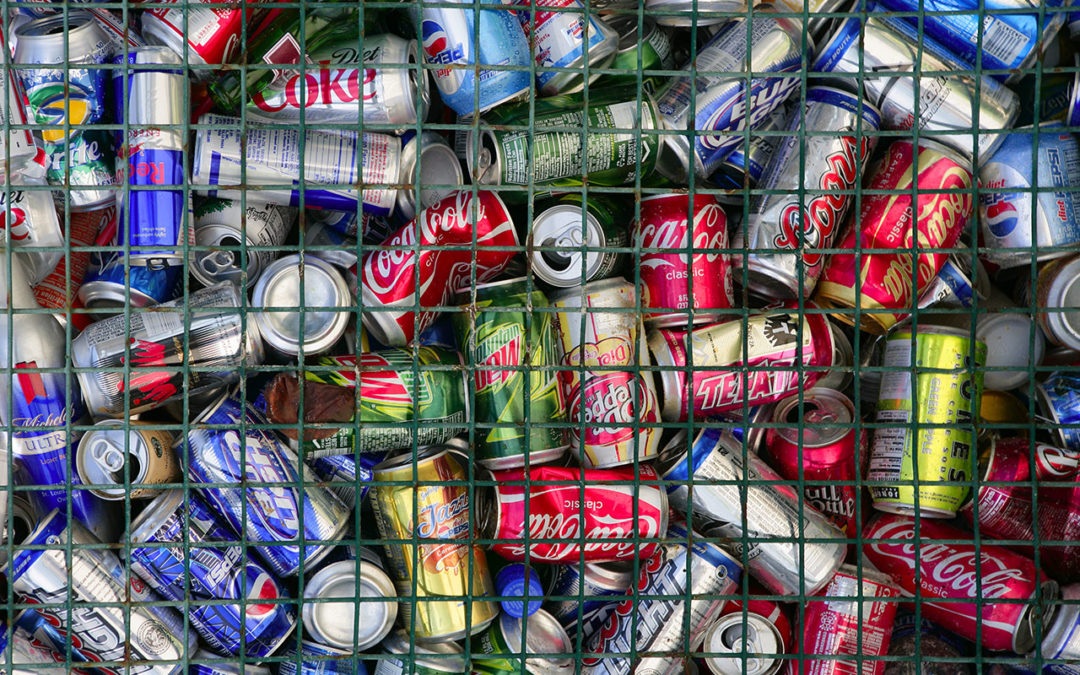 How Has Pandemic Panic-Buying Led to an Aluminum Can Shortage?