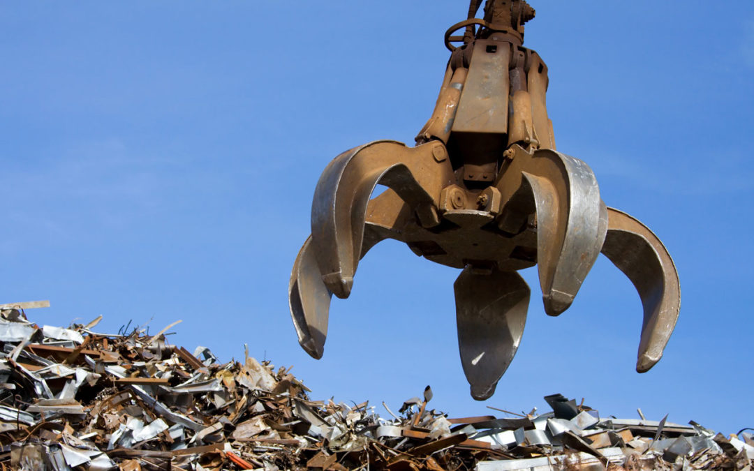 Your ultimate guide to scrap metal recycling