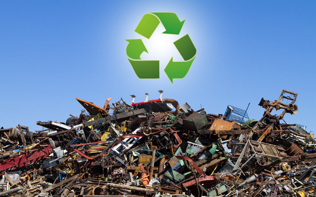 How scrap metal recycling reduces environmental pollution