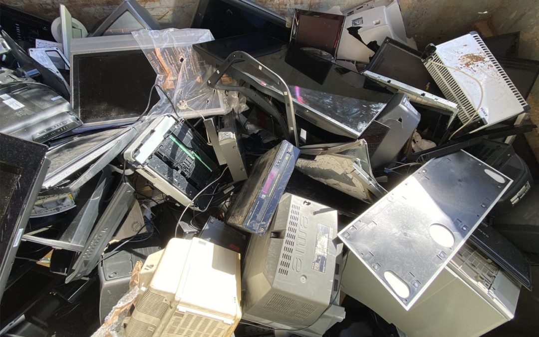 How the E-Waste Epidemic Affects You
