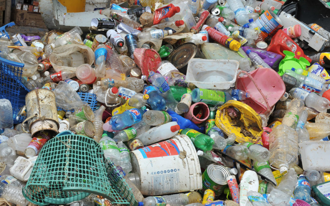 Is the Pandemic to Blame for Increased Plastic Pollution?